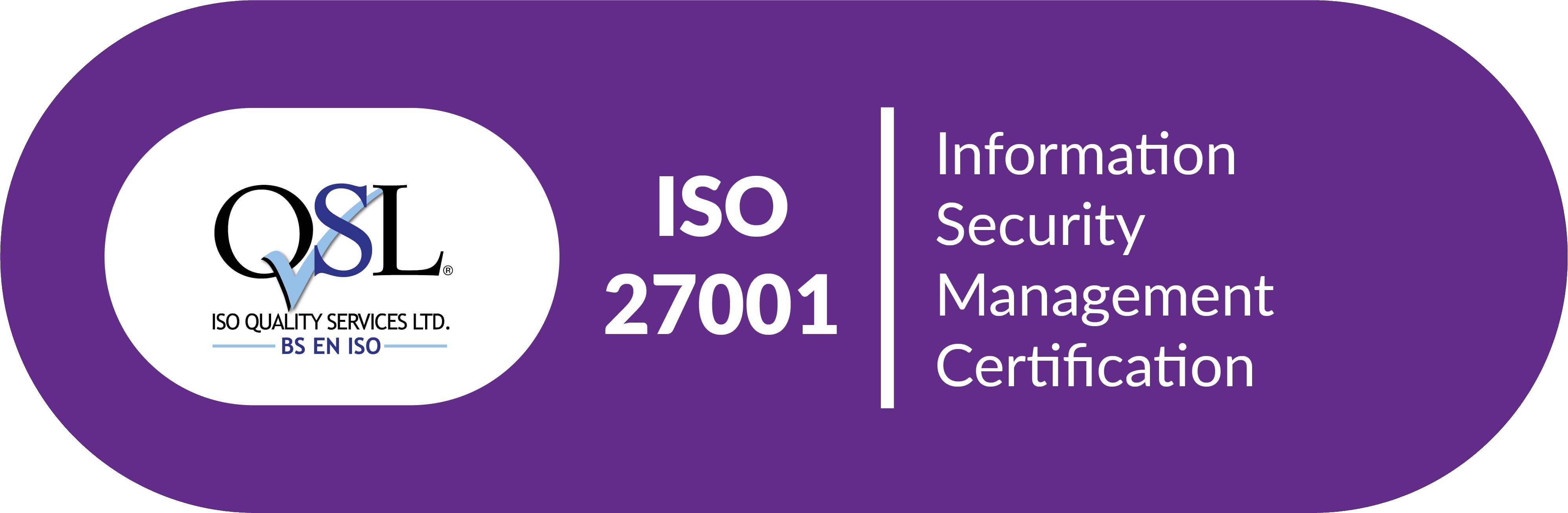 Hoge 100 - ISO 27001