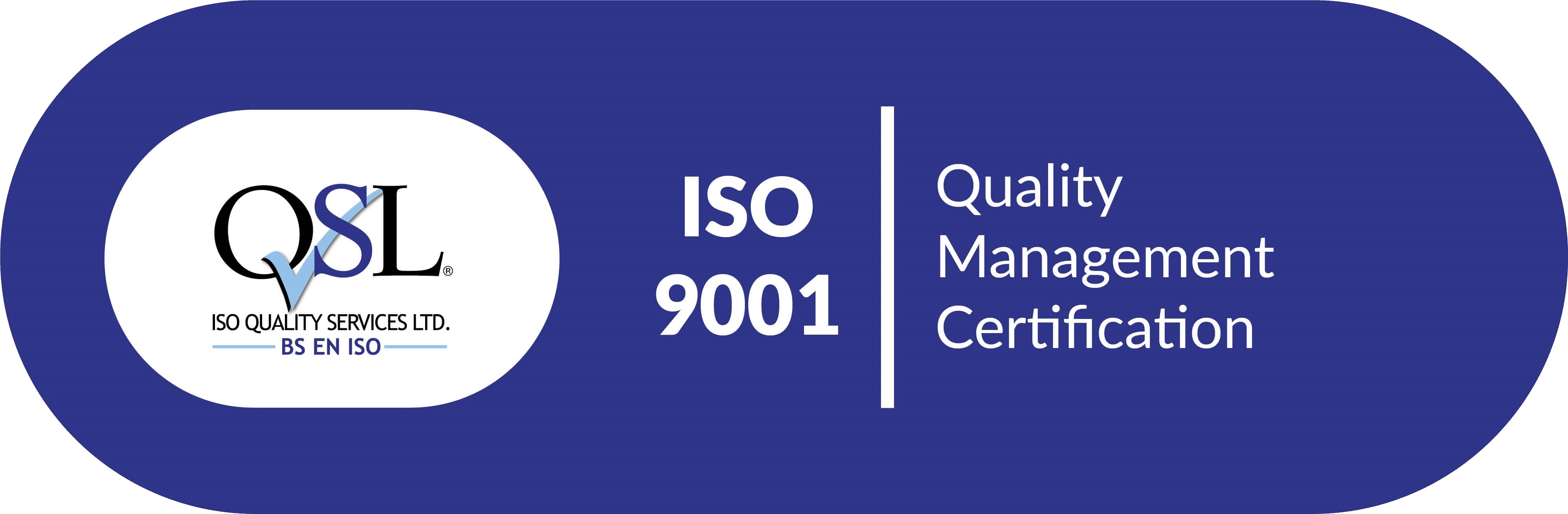Hoge 100 - ISO 9000